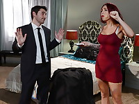 Monique Alexander has been handed her biggest mission yet: suck and fuck a spy while not ...